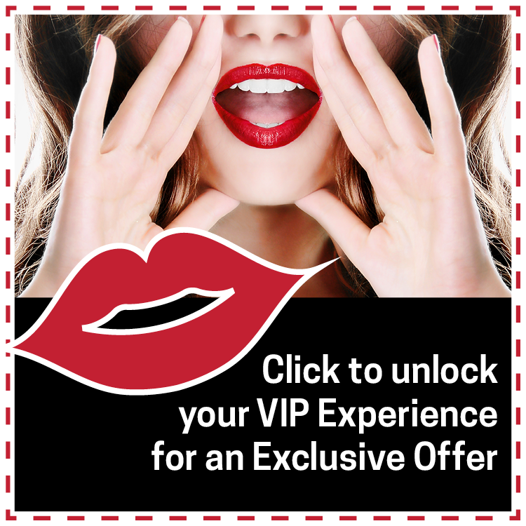 Button to unlock your VIP Experience for an Exclusive Offer